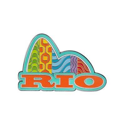Imã de geladeira Pão de Açúcar - Rio de Janeiro