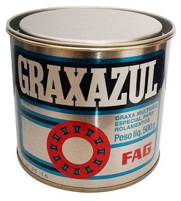 GRAXA  AZUL FAG 500G