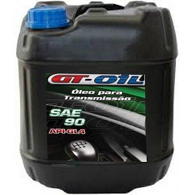 ÓLEO CAMBIO  GT OIL SAE 90 GL4 BALDE 20L