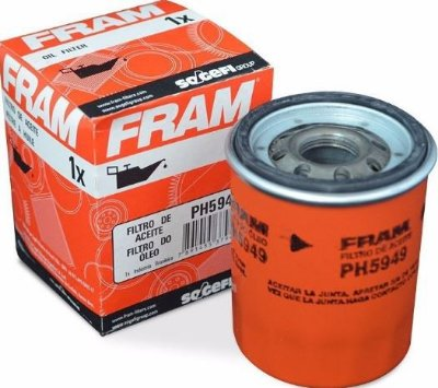 FILTRO OLEO FIAT FRAM PH5949 UNO-SIENA-STRADA-PUNTO-500-IDEA