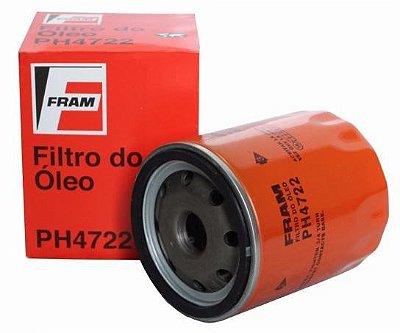 FILTRO DE OLEO GM FRAM PH4722 ASTRA-ONIX-PRISMA-MONTANA-SPIN