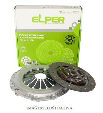 KIT EMBREAGEM GM S-ATUADOR ELPER 70228 VECTRA