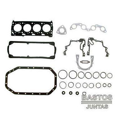 JOGO JUNTAS MOTOR VW GAS-ALC-FLEX BASTOS 111053PK GOL-PARATI