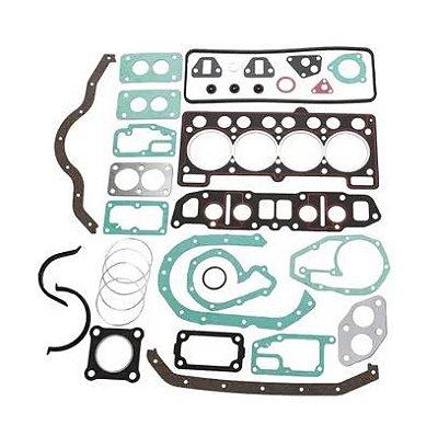 JOGO JUNTAS MOTOR VW-FORD ALC-GAS ELRING 577742 GOL-ESCORT