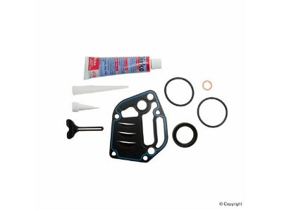 KIT VEDACAO MOTOR VW-AUDI INFERIOR ELRING 530580 GOLF-A3