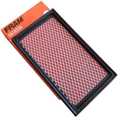 FILTRO AR NISSAN FRAM CA10234 GRAND LIVINA-LIVINA-TIIDA 1.8 16V