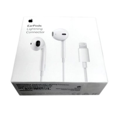Fone De Ouvido Apple iPhone 7 - Lightning Connector -1ª Linha