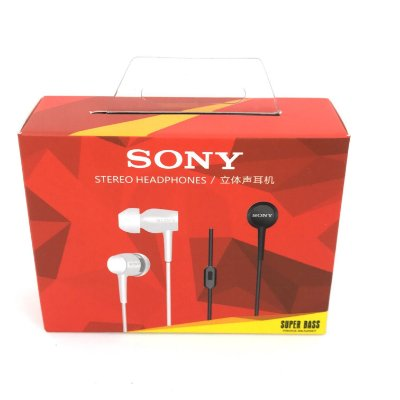 Fone De Ouvido Para Celular Sony Mini H.ear Na Caixa Cor Sortida