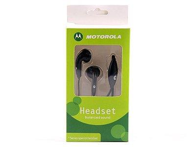 Fone De Ouvido Para Celular P2 Para Motorola Na Caixa Cor Sortida