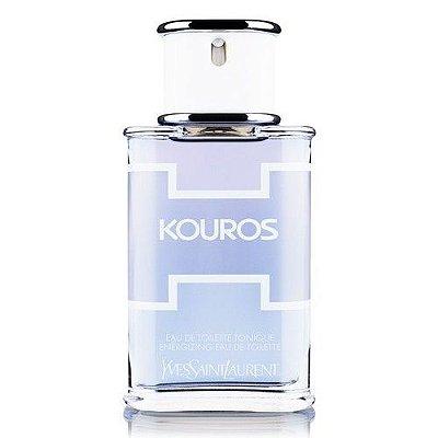 Kouros Tonique Energizing Eau de Toilette Yves Saint Laurent - Perfume Masculino