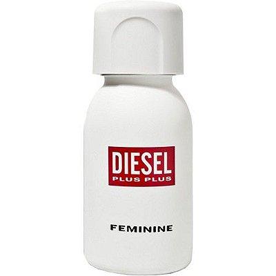 Plus Plus Eau de Toilette Diesel-Perfume Feminino