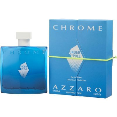 Chrome Under The Pole Azzaro - Perfume Masculino