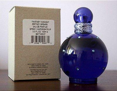 Tester Midnight Fantasy eau de parfum Britney Spears - Perfume Feminino - 100ML