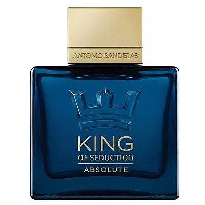 King of Seduction Antonio Banderas - Perfume Masculino - Eau de Toilette