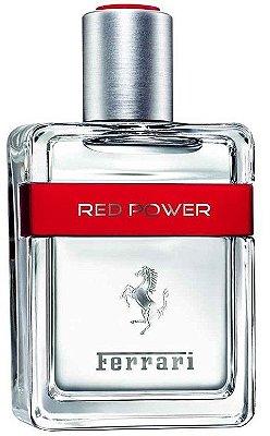 Ferrari Red Power Eau De Toilette Ferrari Perfume Masculino