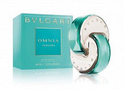 Omnia Paraiba Eau de Toilette Bvlgari - Perfume Feminino