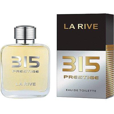 3 Unidades 315 Prestige Eau de Toilette La Rive - Perfume Masculino 100ml
