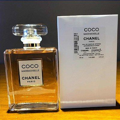 Tester Coco Mademoiselle Intense Eau de Parfum  Perfume Feminino - 100ML (Com Tampa)