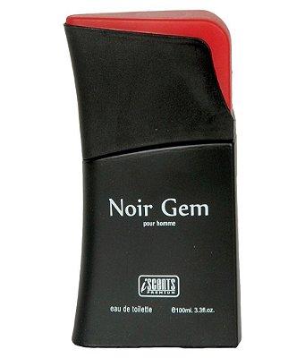 Noir Gem Pour Homme Eau de Toilette I-Scents - Perfume Masculino - 100ml