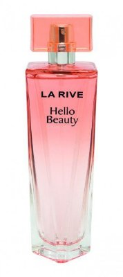 Hello Beauty For Women  Eau de Parfum La Rive - Perfume Feminino 100 ML