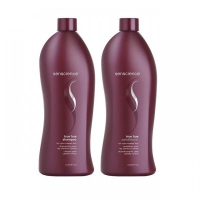 Kit Senscience True Hue Shampoo + Condicionador True Hue 1000 ML