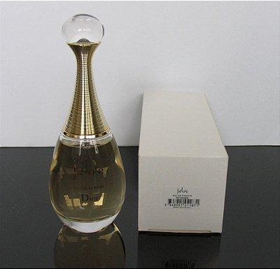 Tester J'adore Eau de Toilette Dior - Perfume Feminino 100 ML
