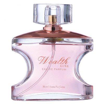 Wealth Luxe MontAnne  Eau de Parfum - Perfume Feminino - 100 ML