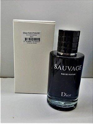 Tester Sauvage Eau de Parfum Dior - Perfume Masculino 100ML