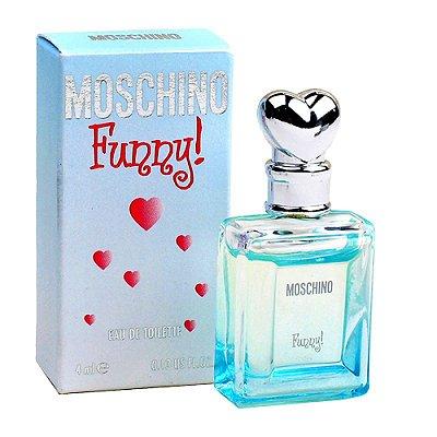 Miniatura Moschino Funny - perfume Feminino - 4 ML