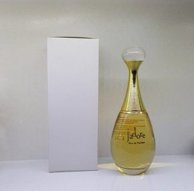 Tester J'adore Eau de Parfum Dior - Perfume Feminino - 100Ml