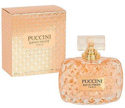 Lovely Night Paris Puccini Eau de Parfum Feminino