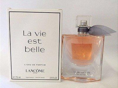 Tester La Vie Est Belle Eau de Parfum Lancôme - Perfume Feminino - 75 ML