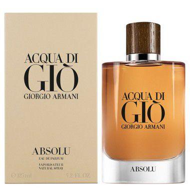 Acqua Di Gio Absolu Giorgio Armani Eau De Parfum - Perfume Masculino