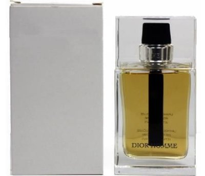 Tester Dior Homme Eau de Toilette - Perfume Masculino - 50 ML
