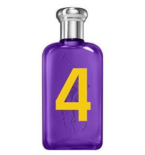Big Pony Purple 4 For Women Ralph Lauren Eau de Toilette - Perfume Feminino
