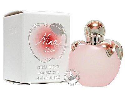Miniatura Nina L'eau - Nina Ricci - Perfume Feminino 4 ML