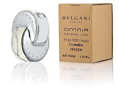 Téster Omnia Crystalline Eau de Toilette Feminino Bvlgari 65ML