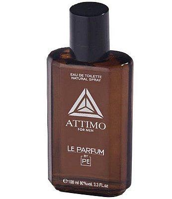 Attimo Eau de Toilette Paris Elysees - Perfume Masculino 100ML