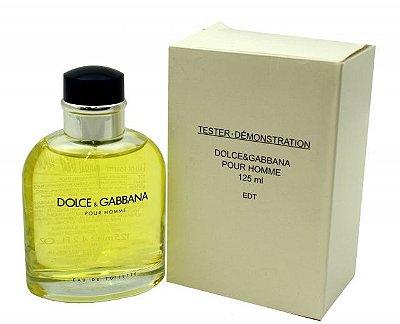 Tester Dolce & Gabbana Pour Homme Eau de Toilette 125 ML