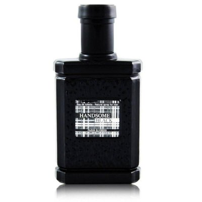 Handsome Black EDT Paris Elysees - Perfume Masculino 100ml