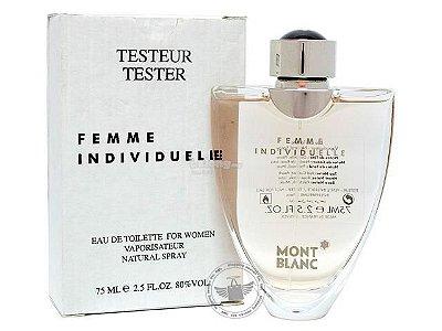 Téster Femme Individuelle Eau de Toilette Mont Blanc 75 ML