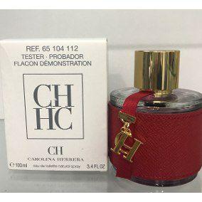 8f9793fa70e8d Téster Ch L eau Eau Fraiche Natural Spray Carolina Herrera - Perfume ...