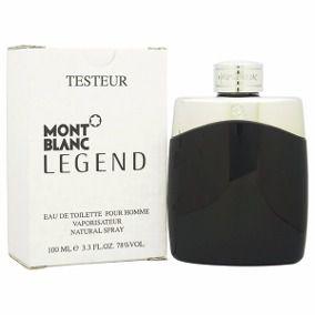 Tester Legend Mont Blanc- Perfume Masculino Eau de Toilette 100 ML