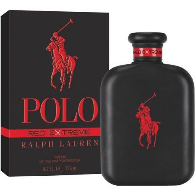 Polo Red Extreme Eau de Parfum- Ralph Lauren- perfume Masculino 125ml