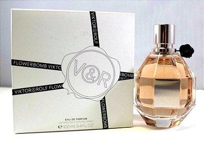 Téster Flowerbomb Eau de Parfum Viktor & Rolf - Perfume Feminino 100 ML
