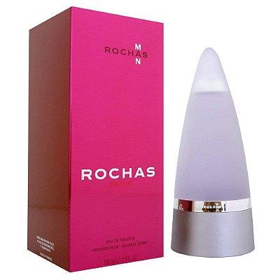 Tester Rochas Man Rochas Eau de Toilette - Perfume Masculino 100 ML