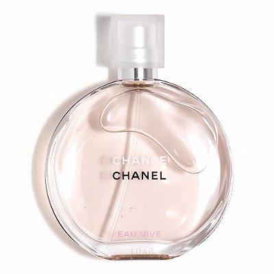 Chance Eau Vive Eau de Toilette Chanel- Perfume Feminino