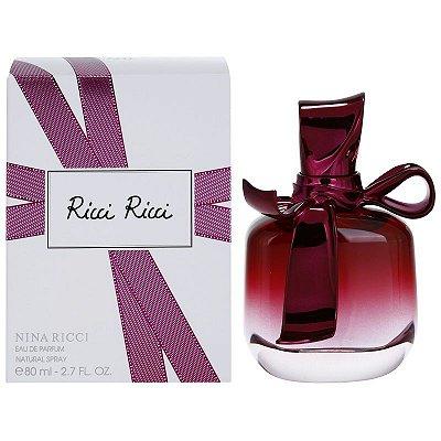 Téster Ricci Ricci Eau de Parfum Nina Ricci - Perfume Feminino 80 ML