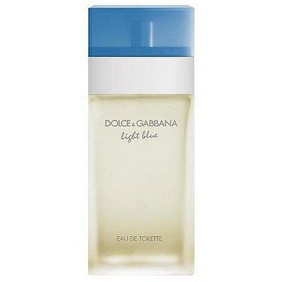 Light Blue Eau de Toilette Dolce & Gabbana - Perfume Feminino