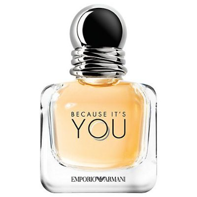 Emporio Armani Because It's You Eau de Parfum-Perfume Feminino